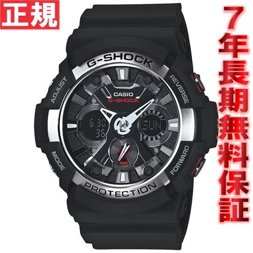 【5日0時~♪2000円OFFクーポン&店内ポイント最大51倍!5日23時59分まで】G-SHOCK 時計 メンズ 腕時計 アナデジ GA-200-1AJF