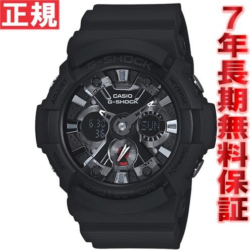 【5日0時~♪2000円OFFクーポン&店内ポイント最大51倍!5日23時59分まで】G-SHOCK 時計 メンズ 腕時計 アナデジ GA-201-1AJF