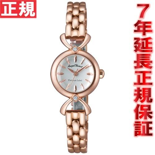 【お買い物マラソンは当店がお得♪本日20より!】エンジェルハート Angel Heart 腕時計 レディース プラチナムレーベル PTL20PGS