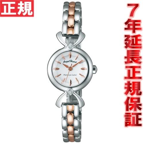 【お買い物マラソンは当店がお得♪本日20より!】エンジェルハート Angel Heart 腕時計 レディース プラチナムレーベル PTL20RSS