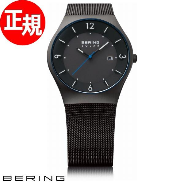 ベーリング BERING ソーラー 腕時計 メンズ Solar 14440-228【2018 新作】