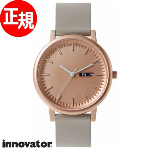 イノベーター innovator 腕時計 メンズ レディース ソリード SOLID IN-0003-0【2018 新作】