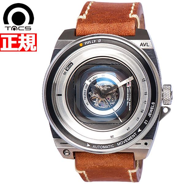 タックス TACS 腕時計 メンズ ヴィンテージレンズ オートマチック 2 VINTAGE LENS AUTOMATIC II 自動巻き TS1803【2018 新作】