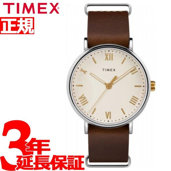タイメックス TIMEX サウスビュー 41mm 腕時計 メンズ SOUTHVIEW TW2R80400【2018 新作】