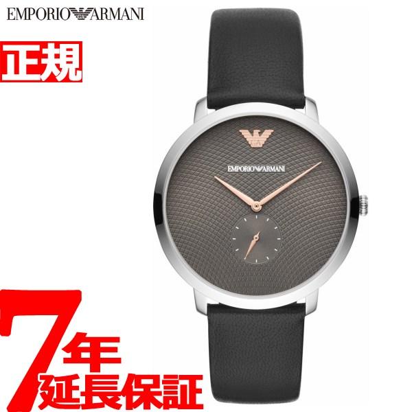 エンポリオアルマーニ EMPORIO ARMANI 腕時計 メンズ モダンスリム MODERN SLIM AR11162【2018 新作】
