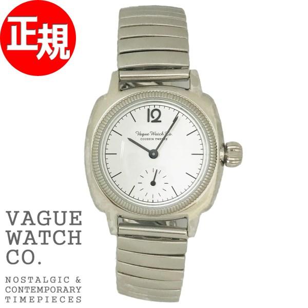 ヴァーグウォッチ VAGUE WATCH Co. 腕時計 メンズ COUSSIN 12 CO-L-012-SS-SE【2018 新作】
