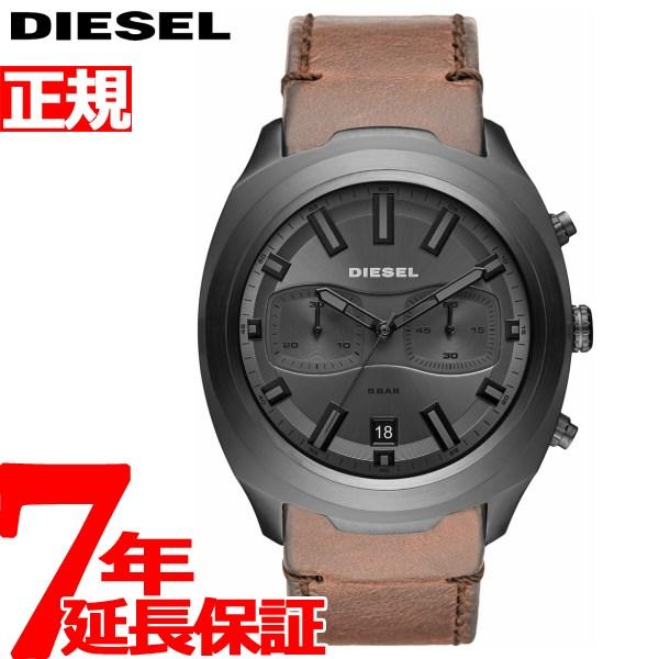 ディーゼル DIESEL 腕時計 メンズ タンブラー TUMBLER クロノグラフ DZ4491【2018 新作】