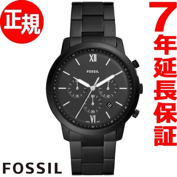 【5日0時~♪10%OFFクーポン&店内ポイント最大51倍!5日23時59分まで】フォッシル FOSSIL 腕時計 メンズ ノイトラ NEUTRA CHRONO クロノグラフ FS5474