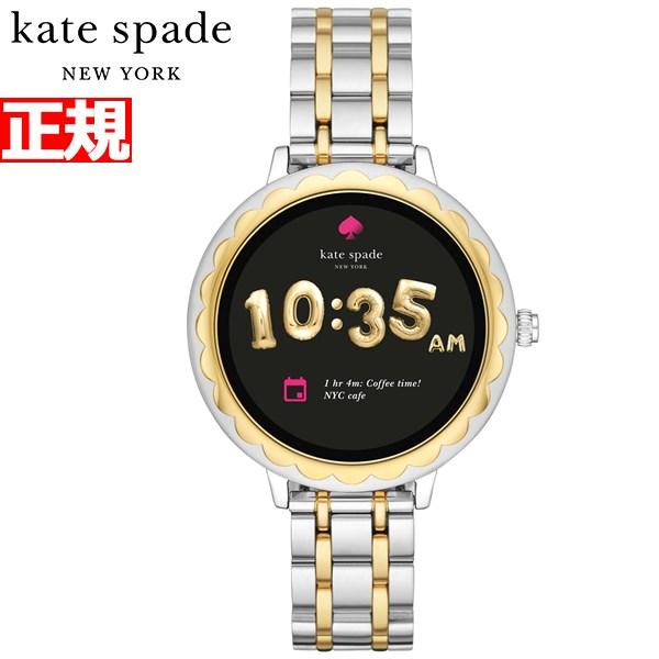ケイトスペード ニューヨーク kate spade new york connected スマートウォッチ ウェアラブル 腕時計 レディース メトロ METRO KST2007【2018 新作】