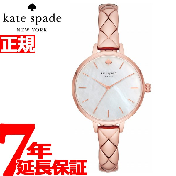 【SHOP OF THE YEAR 2018 受賞】ケイトスペード ニューヨーク kate spade new york 腕時計 レディース メトロ METRO KSW1466【2018 新作】