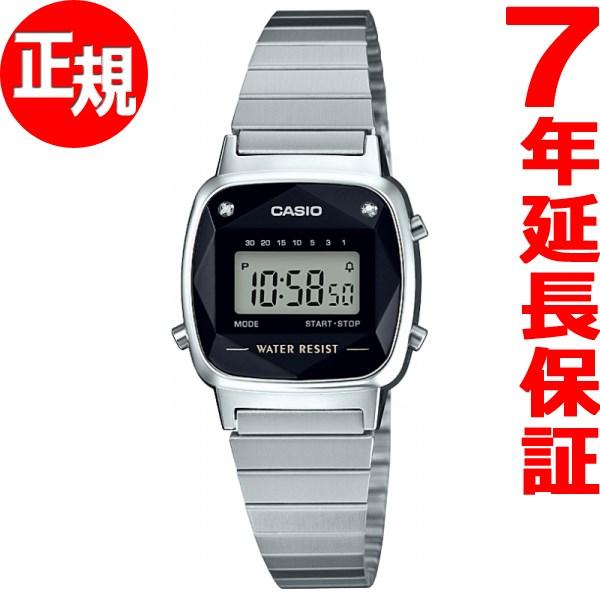 ニールがお得!店内ポイント最大47倍! カシオ CASIO スタンダード 限定モデル 腕時計 レディース LA670WAD-1JF【2018 新作】