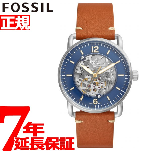【SHOP OF THE YEAR 2018 受賞】フォッシル FOSSIL 腕時計 メンズ 自動巻き コミューター オートマティック THE COMMUTER AUTOMATIC ME3159【2018 新作】