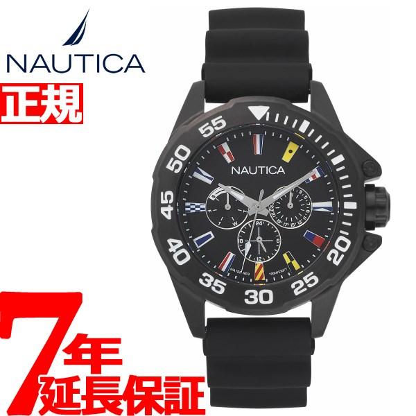 ノーティカ NAUTICA 腕時計 メンズ MIAMI FLAGS NAPMIA001【2018 新作】