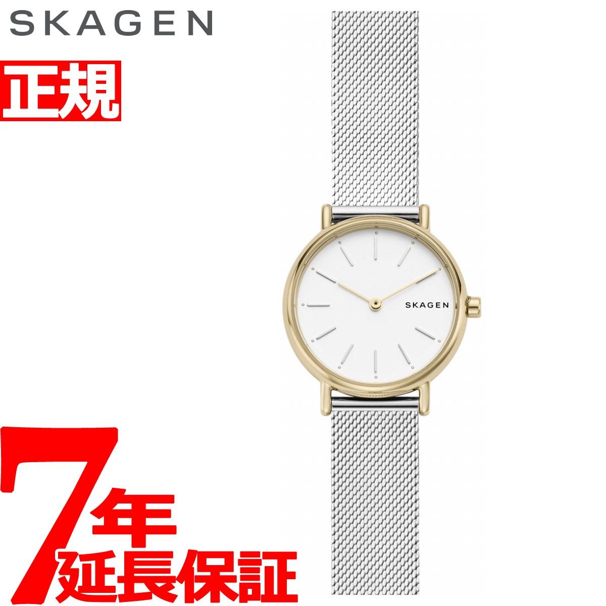スカーゲン SKAGEN 腕時計 レディース シグネチャー スリム SIGNATUR SLIM SKW2729【2018 新作】