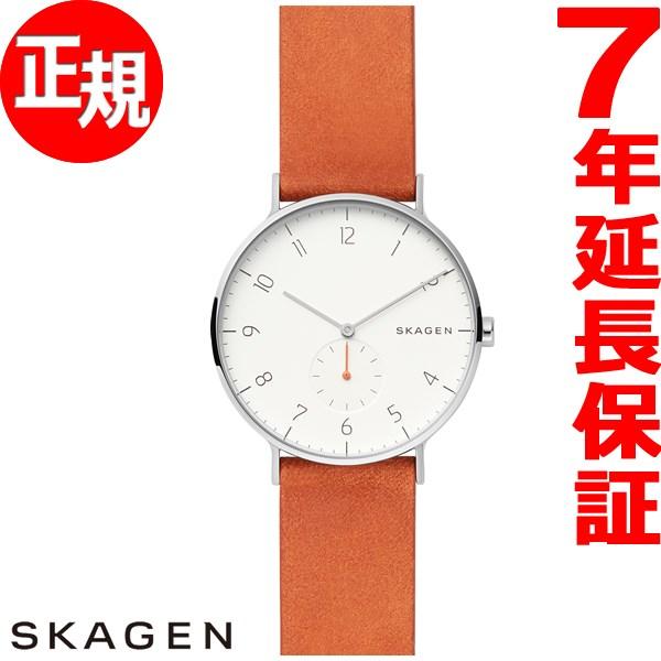 スカーゲン SKAGEN 腕時計 メンズ アーレン AAREN SKW6465【2018 新作】