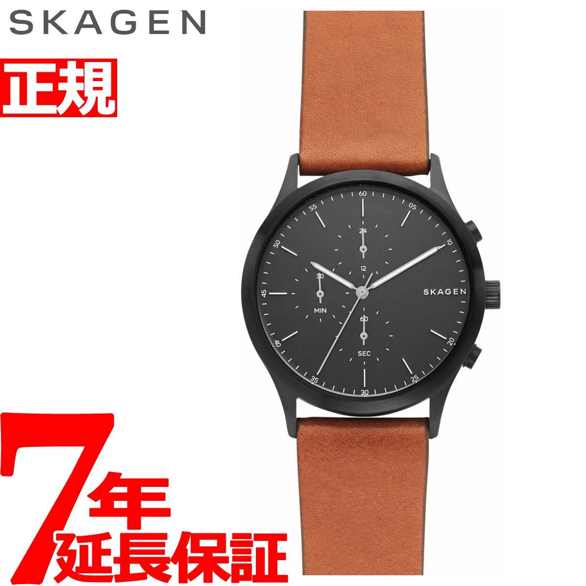 スカーゲン SKAGEN 腕時計 メンズ ヨーン JORN クロノグラフ SKW6477【2018 新作】