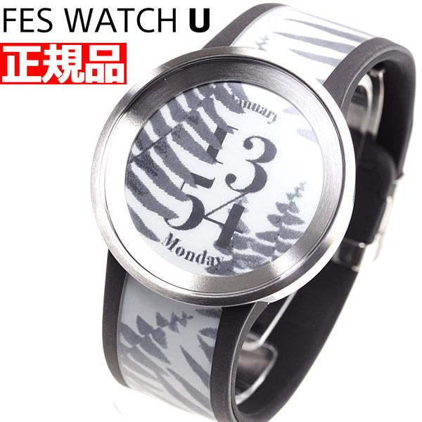 ソニー フェスウォッチ Sony FES Watch U スマートフォン連動ウォッチ 電子ペーパー 腕時計 メンズ レディース シルバー FES-WA1-S