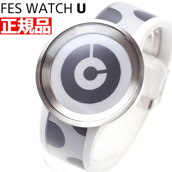 ソニー フェスウォッチ Sony FES Watch U スマートフォン連動ウォッチ 電子ペーパー 腕時計 メンズ レディース ホワイト FES-WA1-W