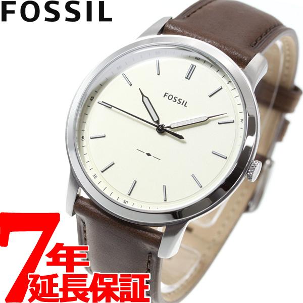 フォッシル FOSSIL 腕時計 メンズ ミニマリスト THE MINIMALIST 3H FS5439【2018 新作】