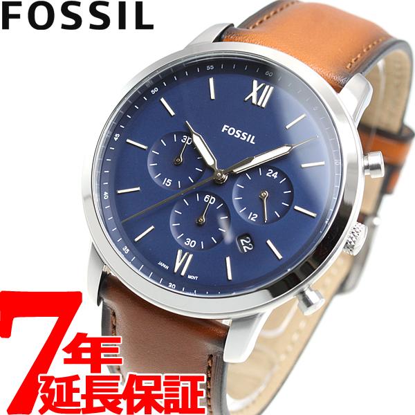 フォッシル FOSSIL 腕時計 メンズ NEUTRA CHRONO クロノグラフ FS5453【2018 新作】