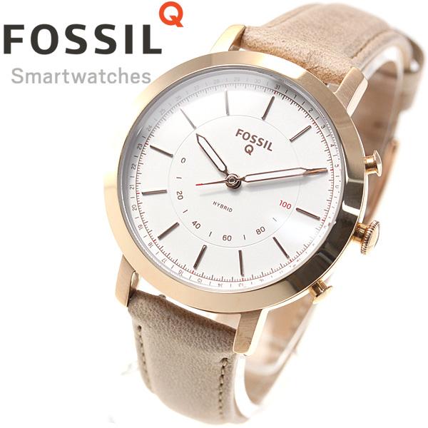 【お買い物マラソンは当店がお得♪本日20より!】フォッシル FOSSIL Q ハイブリッド スマートウォッチ ウェアラブル 腕時計 レディース ニーリー Q NEELY FTW5007