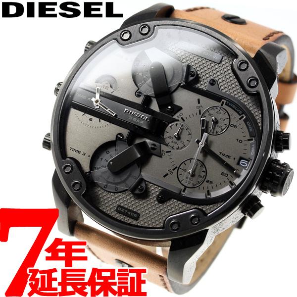 ディーゼル DIESEL 腕時計 メンズ MR. DADDY DZ7406