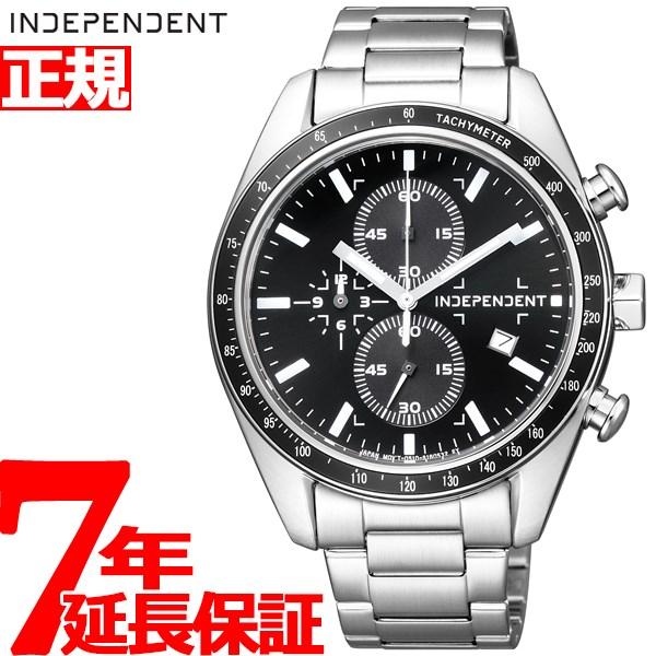 インディペンデント INDEPENDENT 腕時計 メンズ スポーティ・クロノグラフ タイムレスライン BA7-115-51【2018 新作】