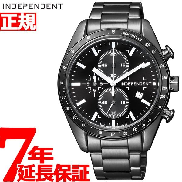 インディペンデント INDEPENDENT 腕時計 メンズ スポーティ・クロノグラフ タイムレスライン BA7-140-51【2018 新作】