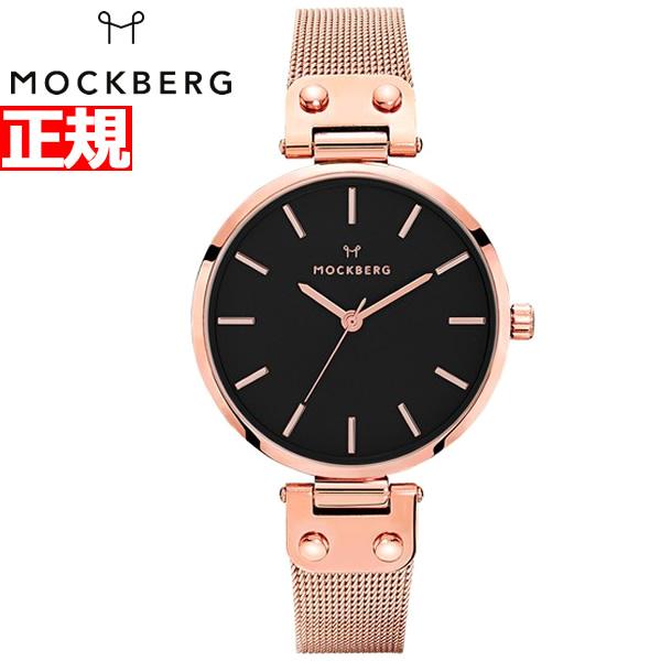 モックバーグ MOCKBERG 腕時計 レディース Lily Noir MO308【2018 新作】