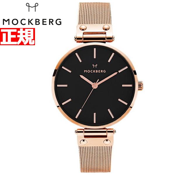 モックバーグ MOCKBERG 腕時計 レディース Lily Noir 38 MO508【2018 新作】