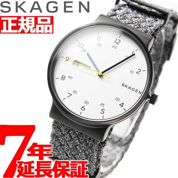 スカーゲン SKAGEN 腕時計 メンズ アンカー ANCHER SKW6454【2018 新作】