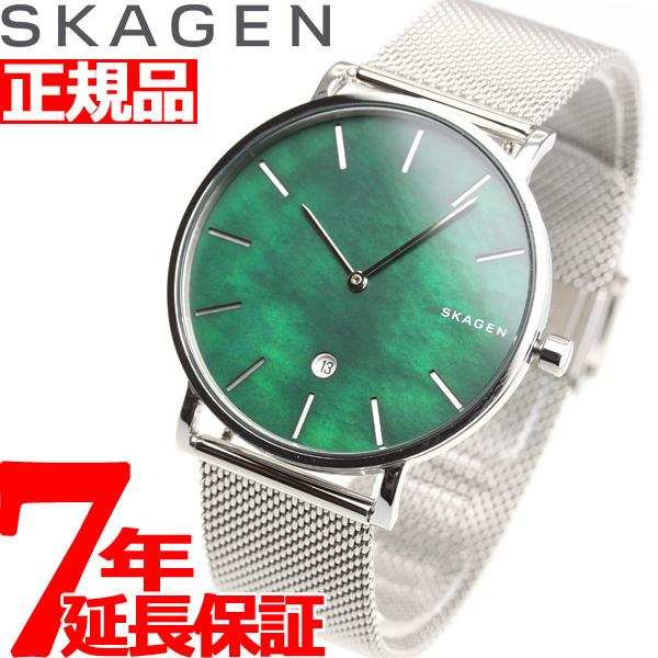 【お買い物マラソンは当店がお得♪本日20より!】スカーゲン SKAGEN 腕時計 メンズ ハーゲン スリム HAGEN SLIM SKW6474【2018 新作】
