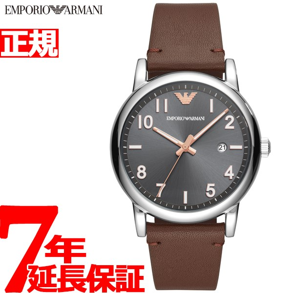 エンポリオアルマーニ EMPORIO ARMANI 腕時計 メンズ ルイージ LUIGI AR11175【2018 新作】