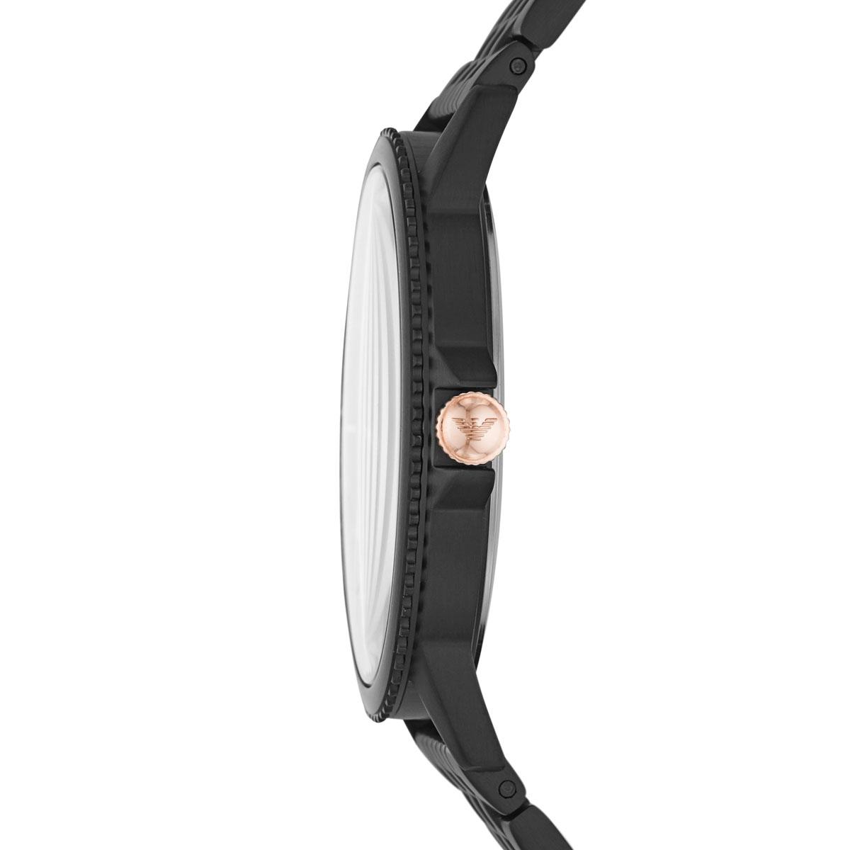 エンポリオアルマーニ EMPORIO ARMANI 腕時計 メンズ インターチェンジャブル INTERCHANGEABLE 【2018 新作】