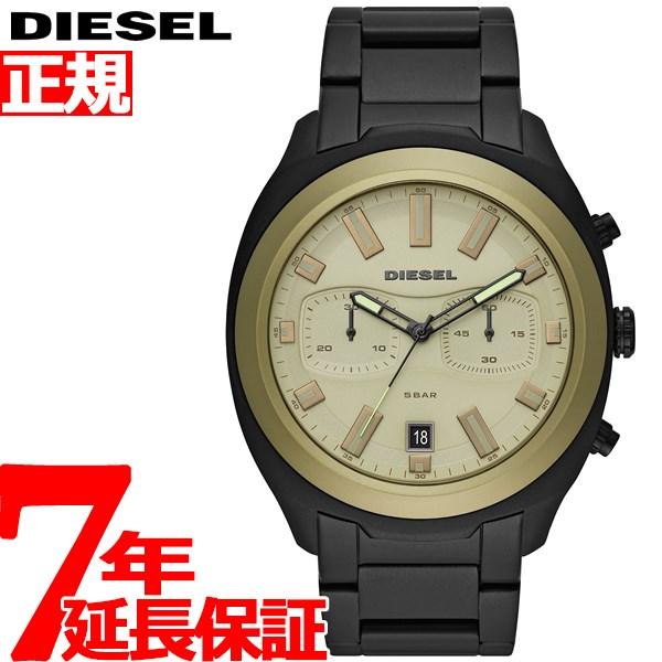 ディーゼル DIESEL 腕時計 メンズ タンブラー TUMBLER クロノグラフ DZ4497【2018 新作】