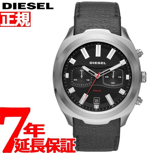 ディーゼル DIESEL 腕時計 メンズ タンブラー TUMBLER クロノグラフ DZ4499【2018 新作】