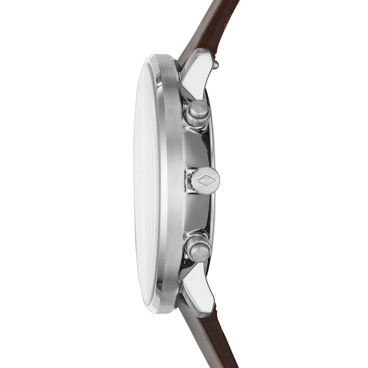 フォッシル FOSSIL 腕時計 メンズ チェース タイマー CHASE TIMER クロノグラフ FS5488【2018 新作】