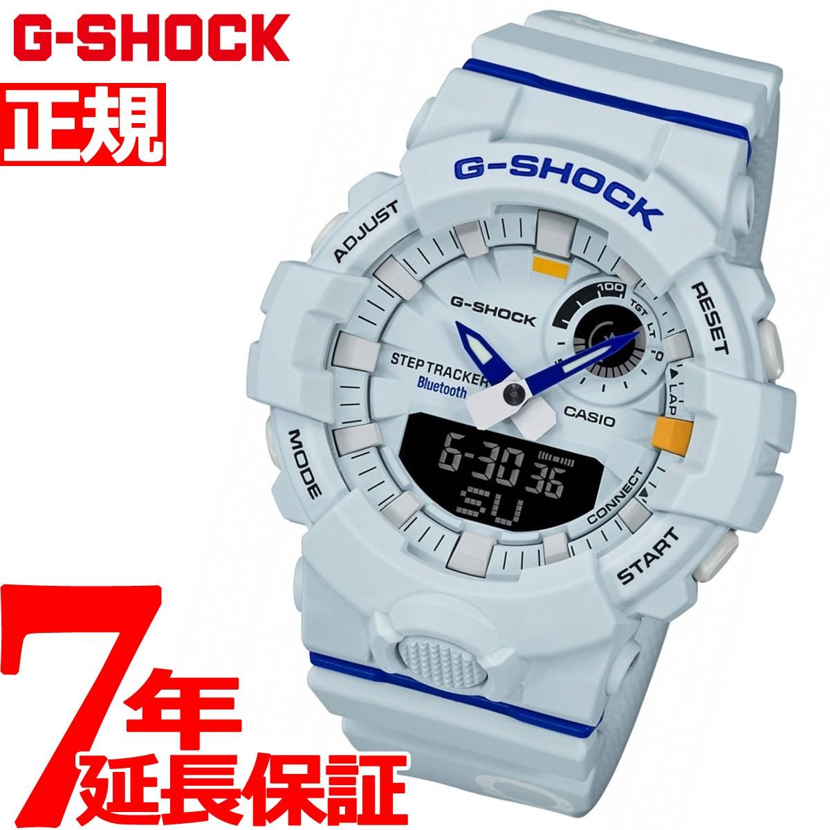 G-SHOCK G-SQUAD カシオ Gショック ジースクワッド CASIO 腕時計 メンズ DAGGER 3 COLOR GBA-800DG-7AJF【2018 新作】