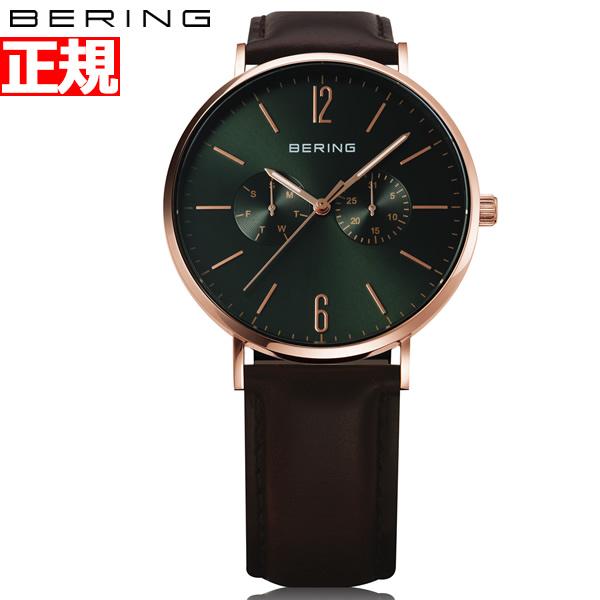 ベーリング BERING 腕時計 メンズ レディース 限定モデル CHANGES 14240-569【2018 新作】
