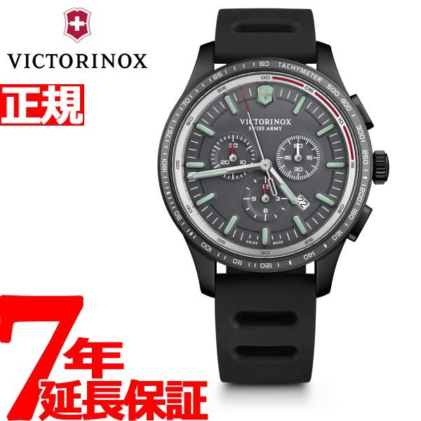 ビクトリノックス 時計 メンズ アライアンス スポーツ クロノグラフ VICTORINOX 腕時計 Alliance Sport Chronograph 241818【2018 新作】