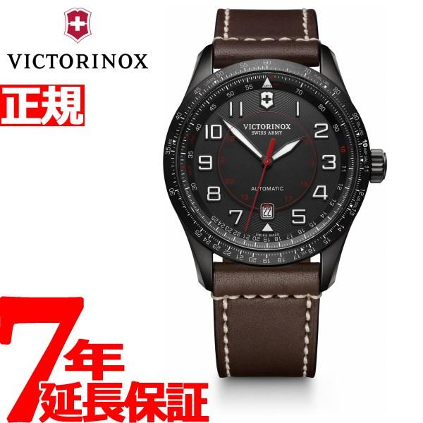 ビクトリノックス 時計 メンズ エアボス メカニカル 自動巻き VICTORINOX AIRBOSS MECHANICAL 腕時計 241821【2018 新作】