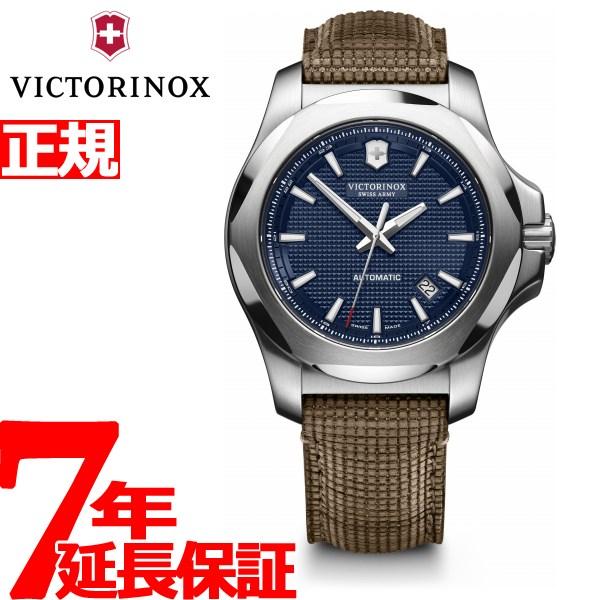ビクトリノックス 時計 メンズ イノックス メカニカル 自動巻き VICTORINOX MECHANICAL 腕時計 I.N.O.X. 241834【2018 新作】