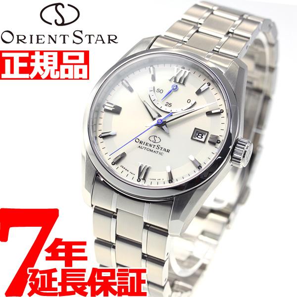 オリエントスター ORIENT STAR 腕時計 メンズ 自動巻き 機械式 コンテンポラリー CONTEMPORALY スタンダード RK-AU0006S【2018 新作】