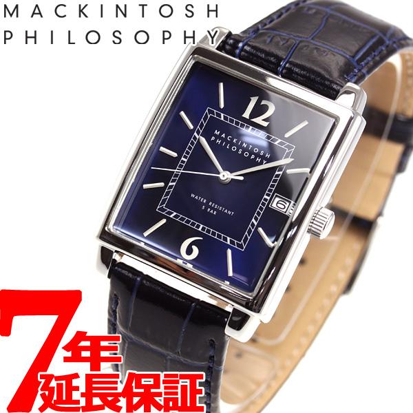 マッキントッシュ フィロソフィー MACKINTOSH PHILOSOPHY 腕時計 メンズ FBZT977【2018 新作】