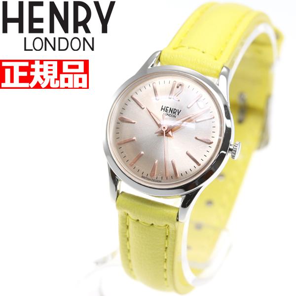 ヘンリーロンドン HENRY LONDON 腕時計 レディース パディントン PADDINGTON HL25-S-0297【2018 新作】