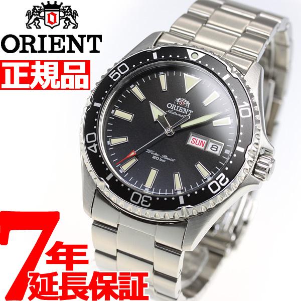 オリエント 腕時計 メンズ 自動巻き 機械式 ORIENT スポーツ SPORTS ダイバー RN-AA0001B【2018 新作】