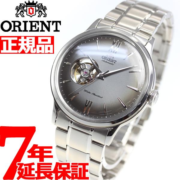 オリエント 腕時計 メンズ 自動巻き 機械式 ORIENT クラシック CLASSIC セミスケルトン RN-AG0018N【2018 新作】
