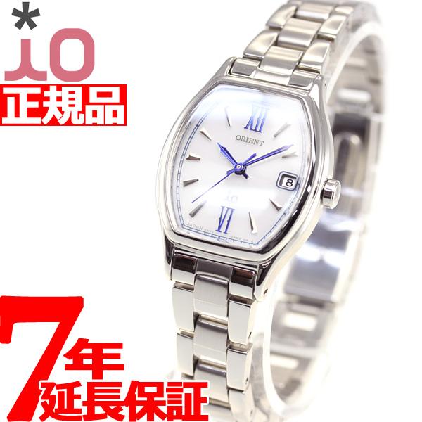 オリエント イオ ORIENT iO ソーラー 腕時計 レディース ナチュラル&プレーン RN-WG0011S【2018 新作】
