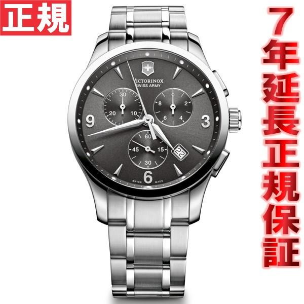 ビクトリノックス VICTORINOX 腕時計 メンズ アライアンス ALLIANCE クロノグラフ ヴィクトリノックス スイスアーミー 241478
