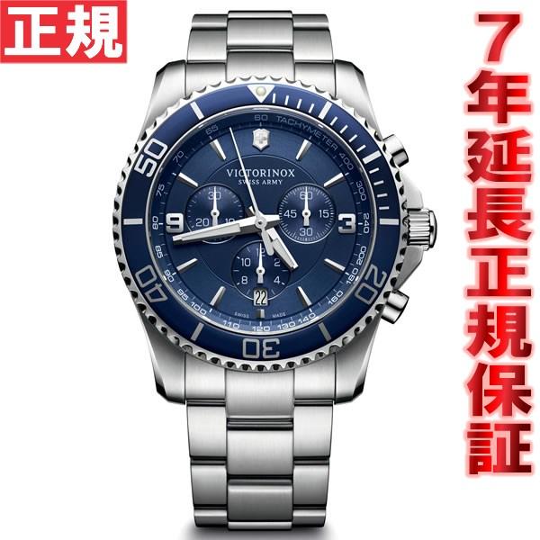 ビクトリノックス VICTORINOX 腕時計 メンズ マーベリック MAVERICK クロノグラフ ヴィクトリノックス スイスアーミー 241689